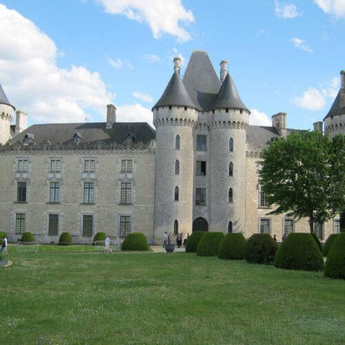 Verteuil Castle