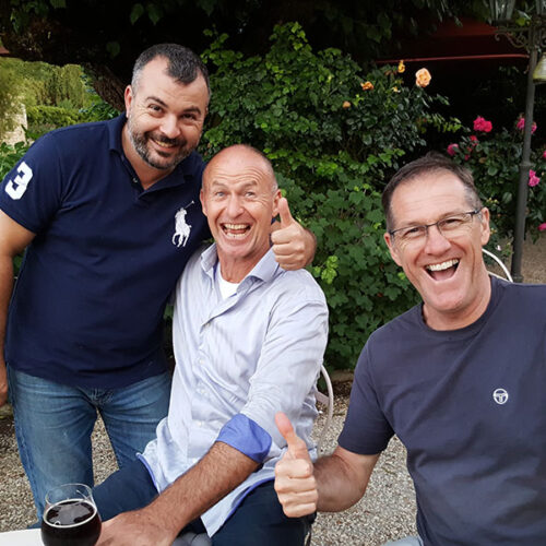 Tim and Friends Verteuil France